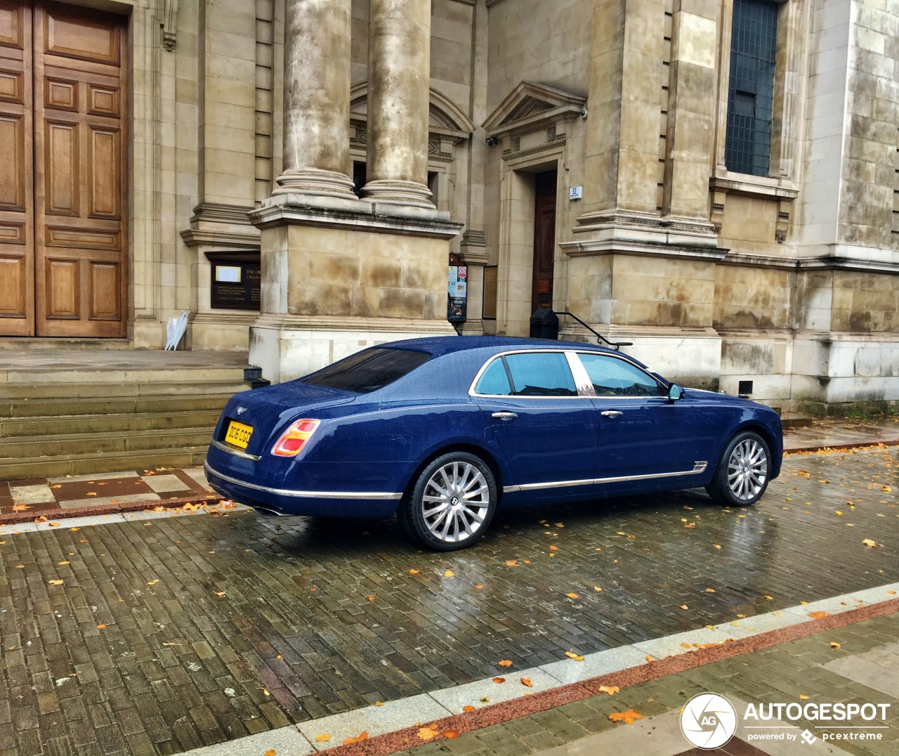Bentley Mulsanne: Bentley Mulsanne 2016