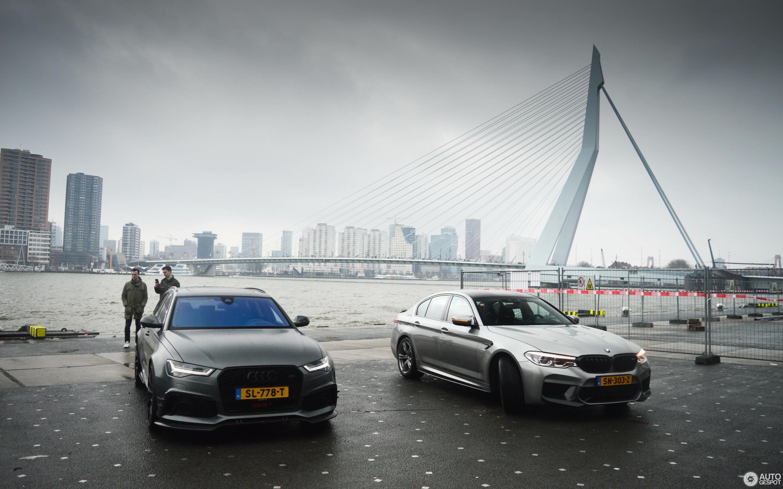 Audi ABT RS6 Plus Avant C7 2015