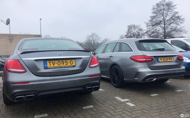 Autobedrijf De Toekomst Vlijmen.Mercedes Amg E 63 W213 2 February 2019 Autogespot