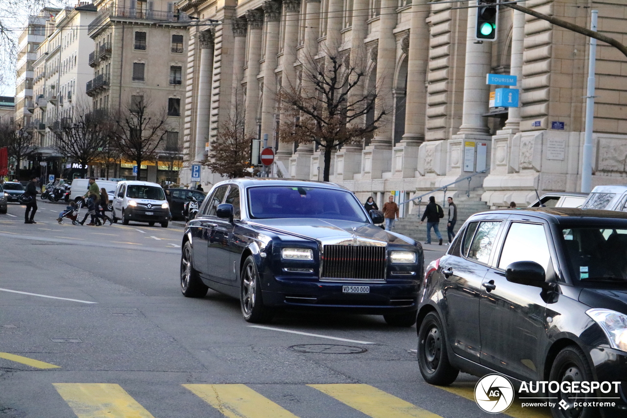 Rolls-Royce Phantom Series II - 3 February 2019 - Autogespot