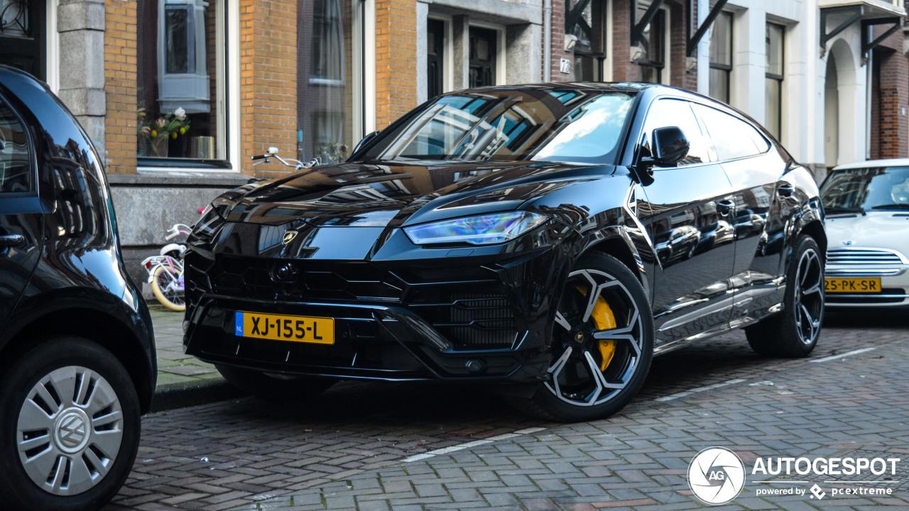 Lamborghini Urus 4 February 2019 Autogespot