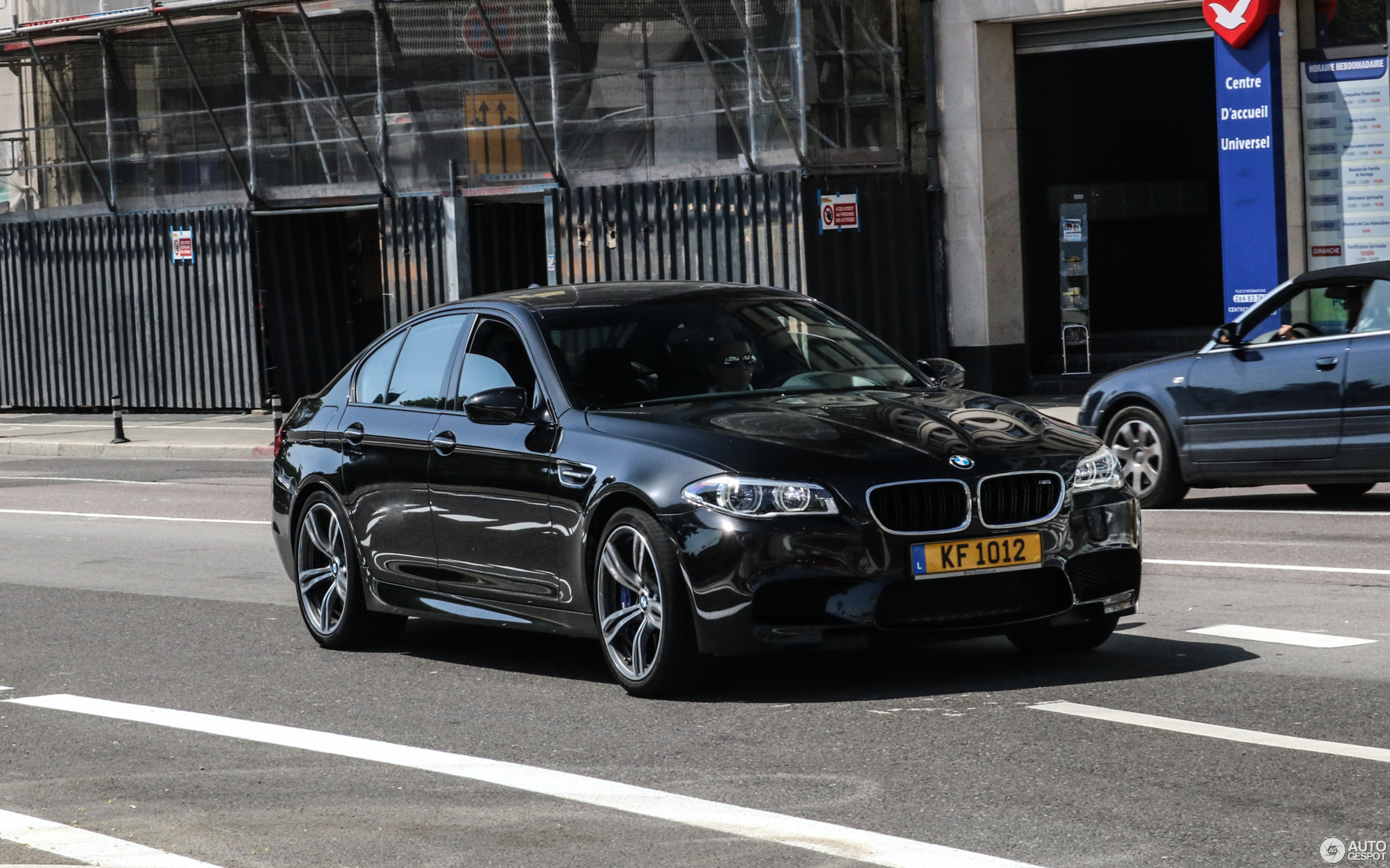 Bmw M5 F10 2014 4 February 2019 Autogespot