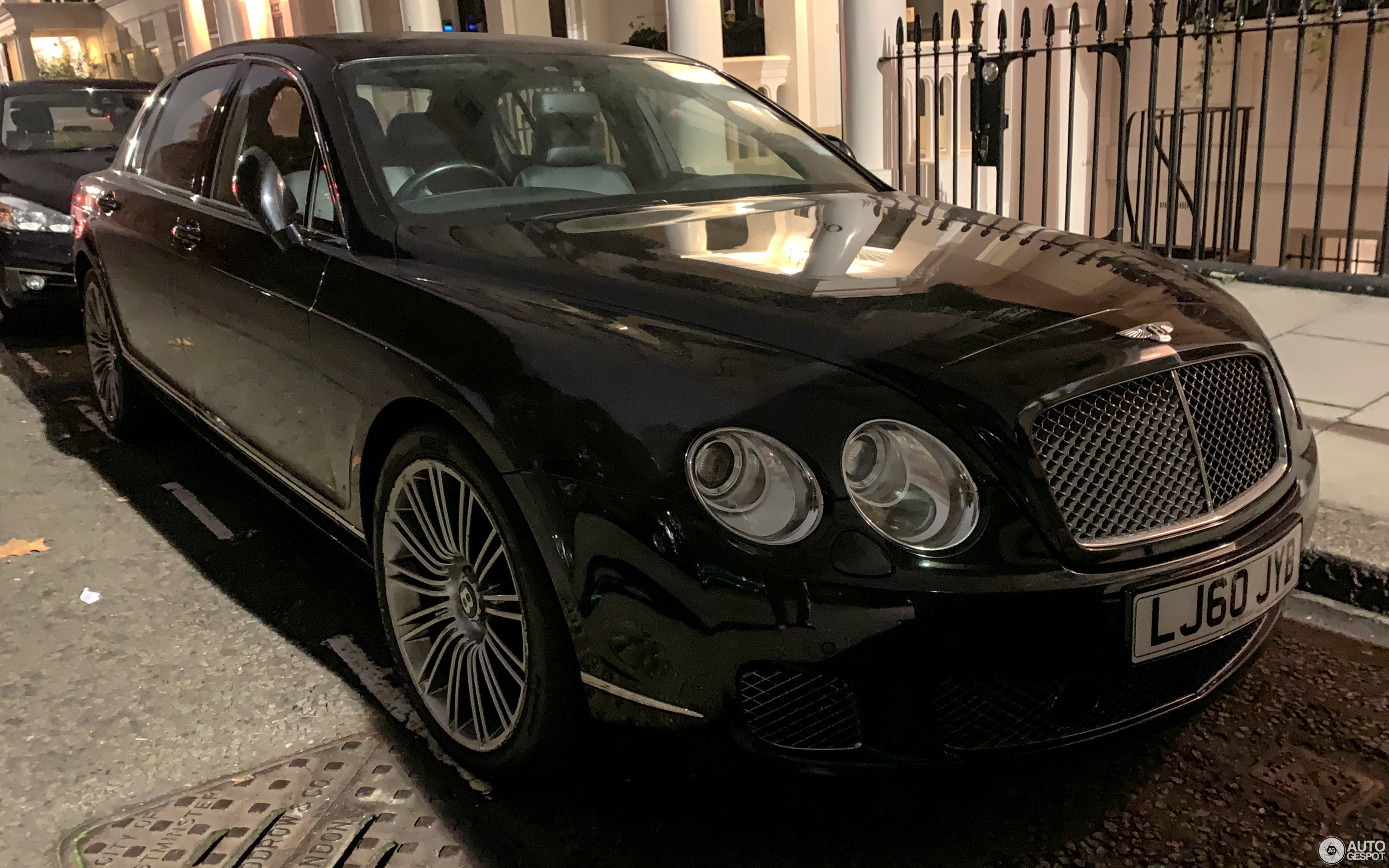 Bentley Continental Flying Spur Speed - 5 February 2019 ...