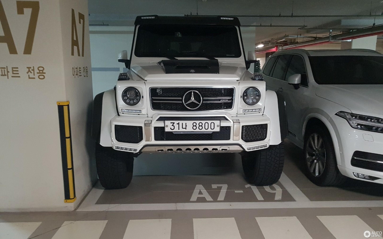 Mercedes-Benz Brabus G 500 4X4²