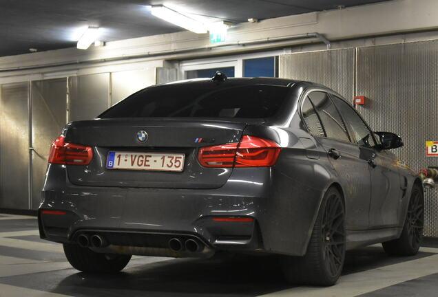 BMW M3 F80 Sedan 30 Jahre Edition