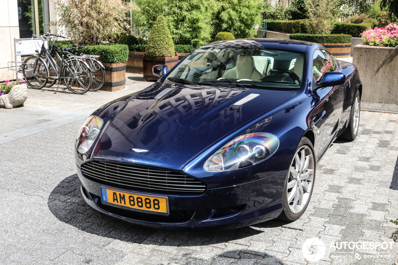 Aston Martin DB9 - 6 February 2019 - Autogespot