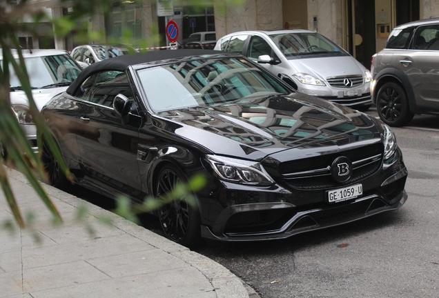 Mercedes-AMG Brabus C B40-650 A205