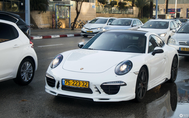 Porsche 991 Techart Carrera S
