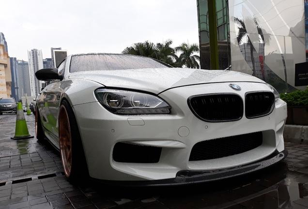 BMW Vorsteiner M6 F06 Gran Coupé