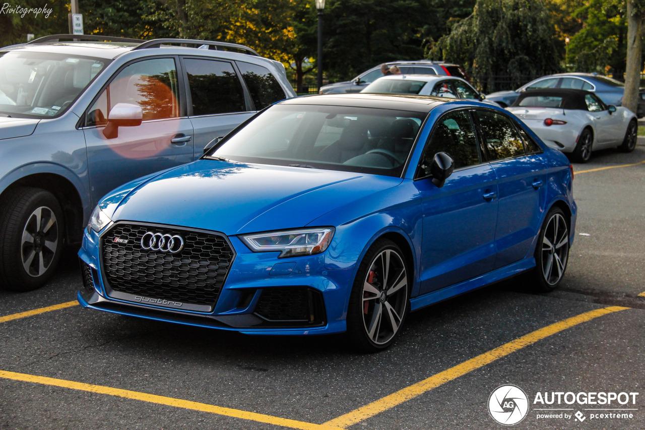 Audi RS3 Sedan 8V