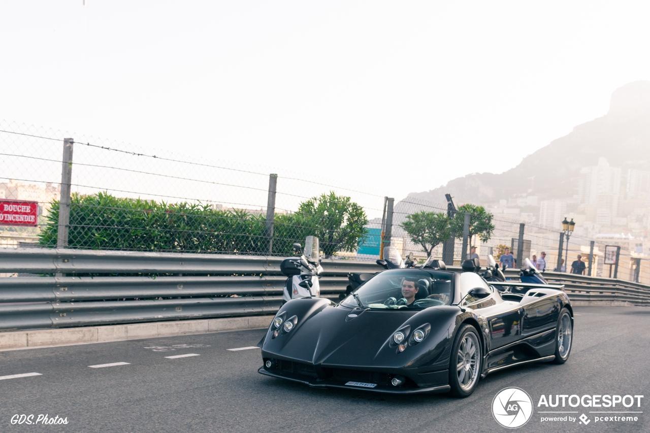Pagani Zonda C12-F Roadster