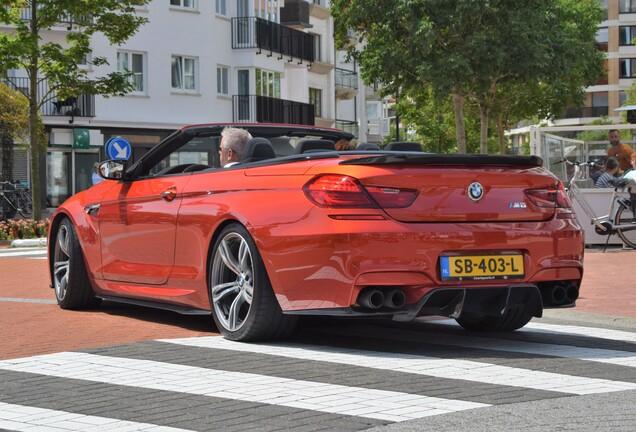 BMW Vorsteiner M6 F12 Cabriolet