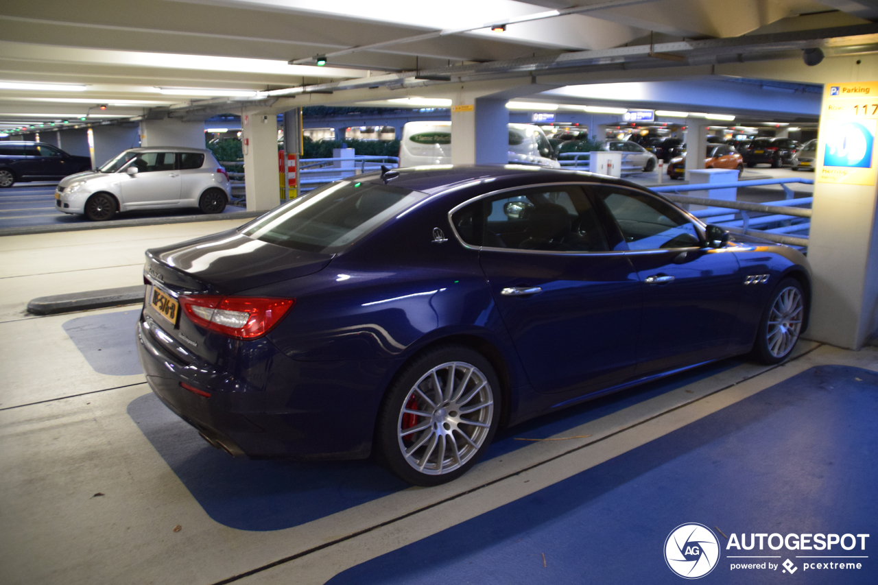 Maserati Quattroporte Diesel GranLusso - 13 February 2019 ...