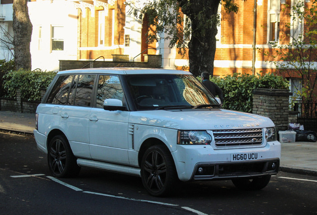 Land Rover Overfinch Range Rover Autobiography