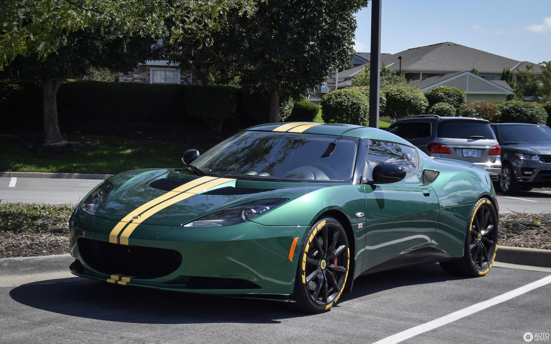 Lotus Evora S Heritage Racing Edition - 15 februari 2019 ...