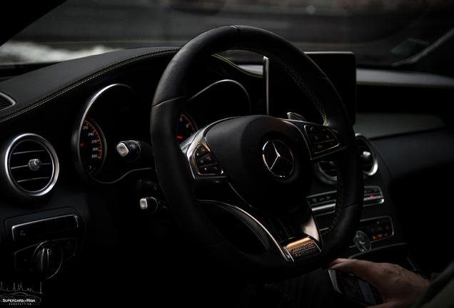 Mercedes-AMGC 63 S Coupé C205 Edition 1