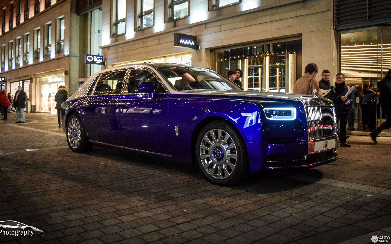 Rolls-Royce Phantom VIII EWB - 16 February 2019 - Autogespot