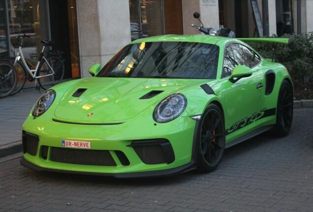 Porsche 991 GT3 RS MkII