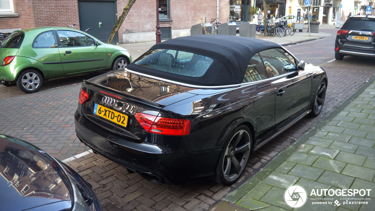 Audi RS5 Cabriolet B8 - 17 February 2019 - Autogespot