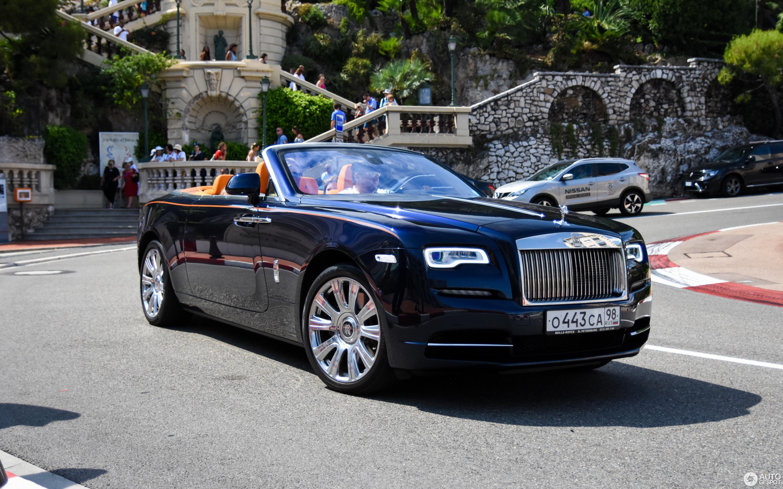 Rolls-Royce Dawn - 17 February 2019 - Autogespot