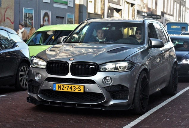 BMW Manhart Performance MHX5-700