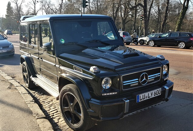 Mercedes-Benz Brabus G 600 Edition 463