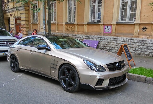 Mercedes-Benz Wald CLS 63 AMG Black Bison Edition