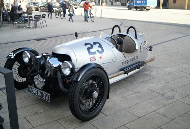 Morgan Threewheeler SuperDry Edition
