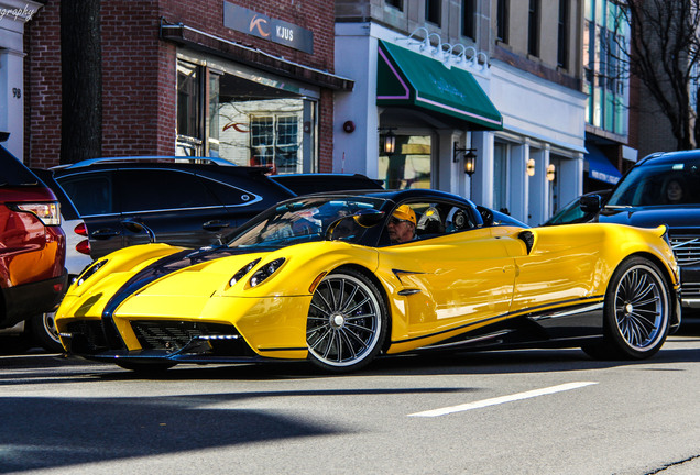 Pagani Huayra Roadster 'Big Bird'