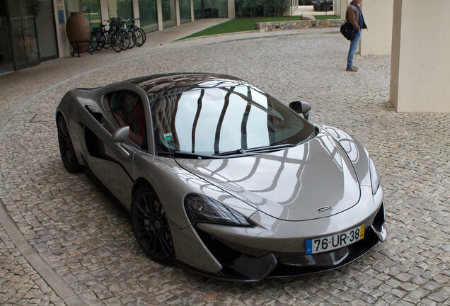 McLaren 570GT