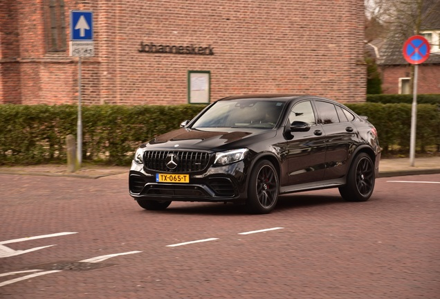 Mercedes-AMG GLC 63 S Coupe Edition 1 C253