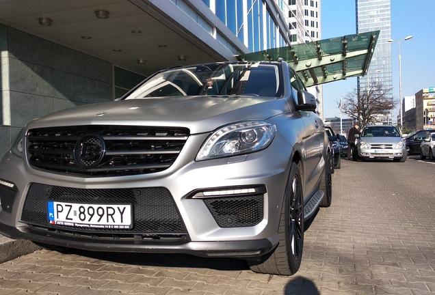 Mercedes-Benz Brabus ML B63-620
