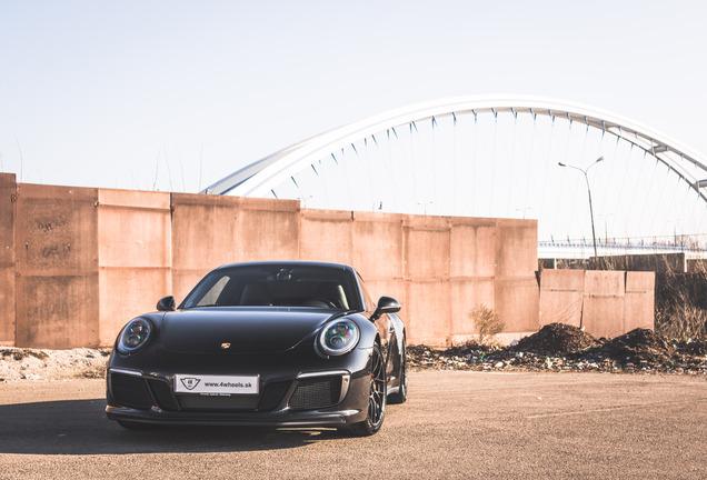 Porsche991 Carrera GTS MkII