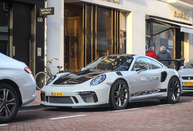 Porsche991 GT3 RS MkII Weissach Package