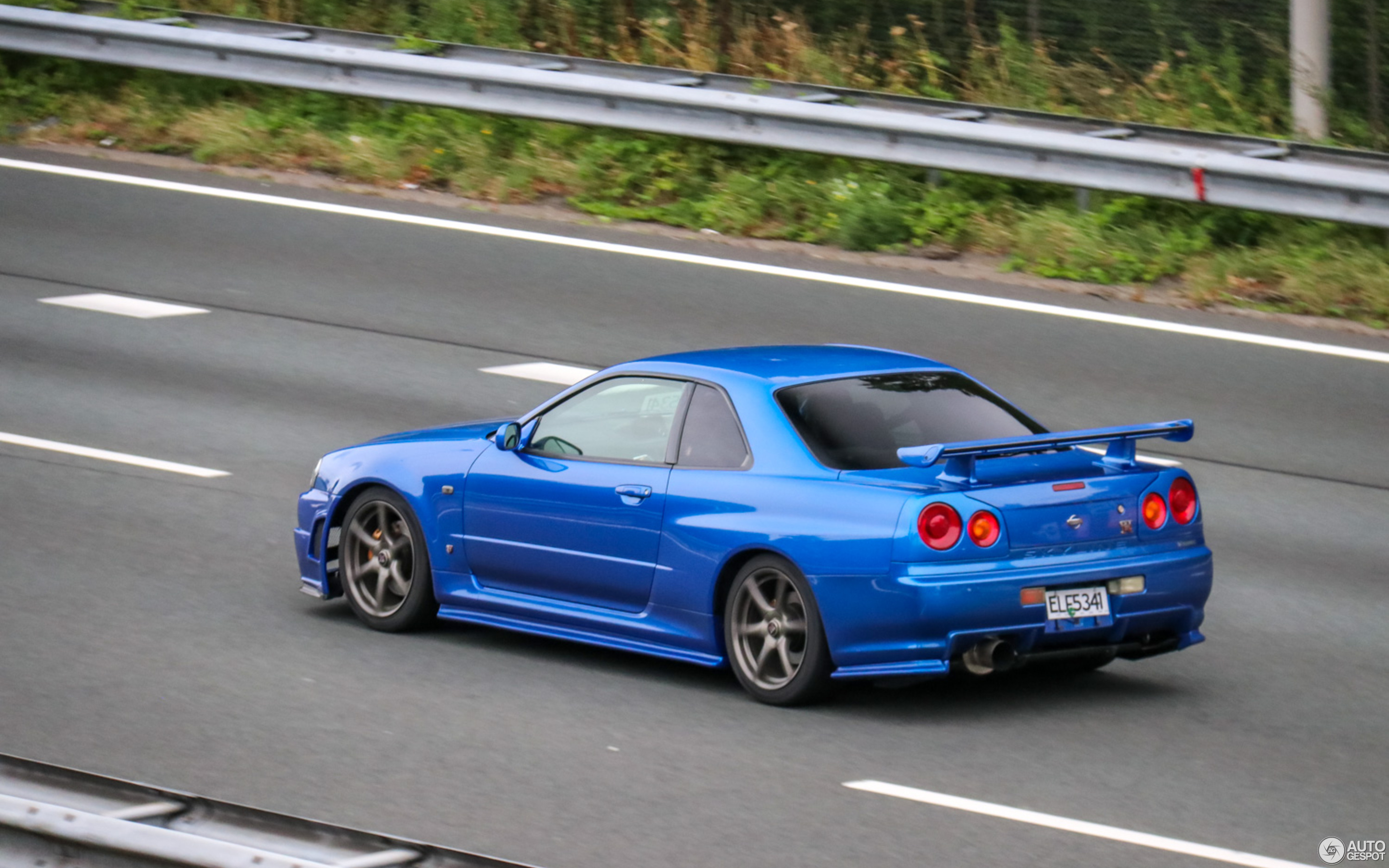 Nissan Skyline R34 GT-R - 20 February 2019 - Autogespot