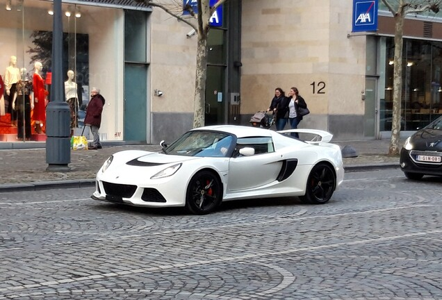 Lotus Exige S 2012