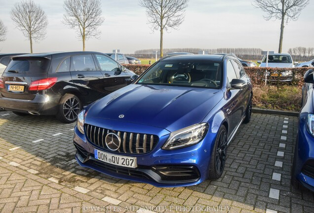 Mercedes-AMG C 63 S Estate S205 2018