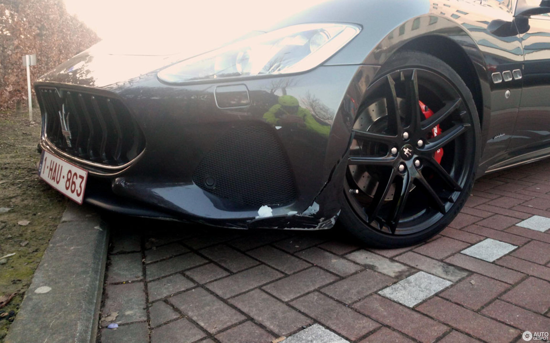 Maserati GranTurismo Sport 2018