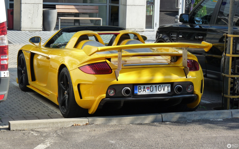 Porsche Carrera GT by Königseder