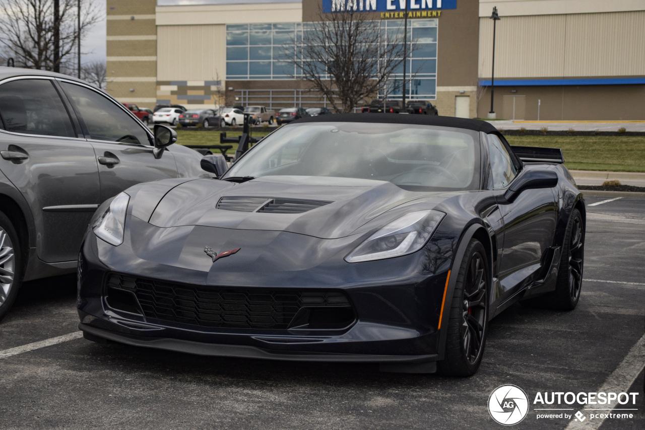Chevrolet Corvette C7 Z06 Convertible - 22 February 2019 ...
