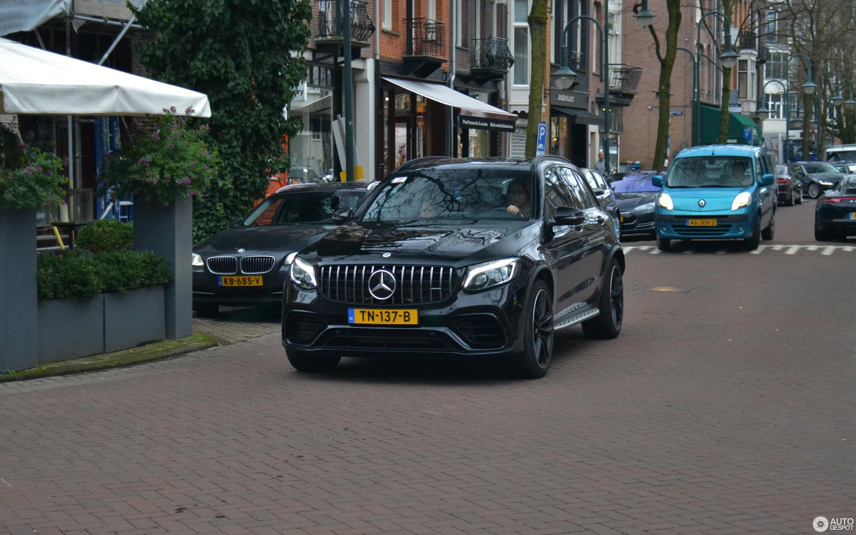 Mercedes-AMG GLC 63 S X253 2018 - 22 February 2019 - Autogespot