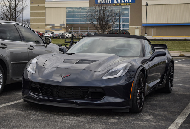 Chevrolet Corvette C7 Z06 Convertible
