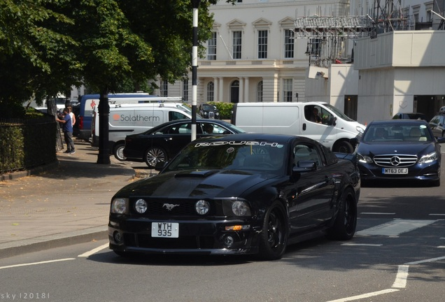 Ford Mustang Roush Stage 1