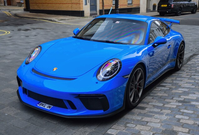 Porsche991 GT3 MKII