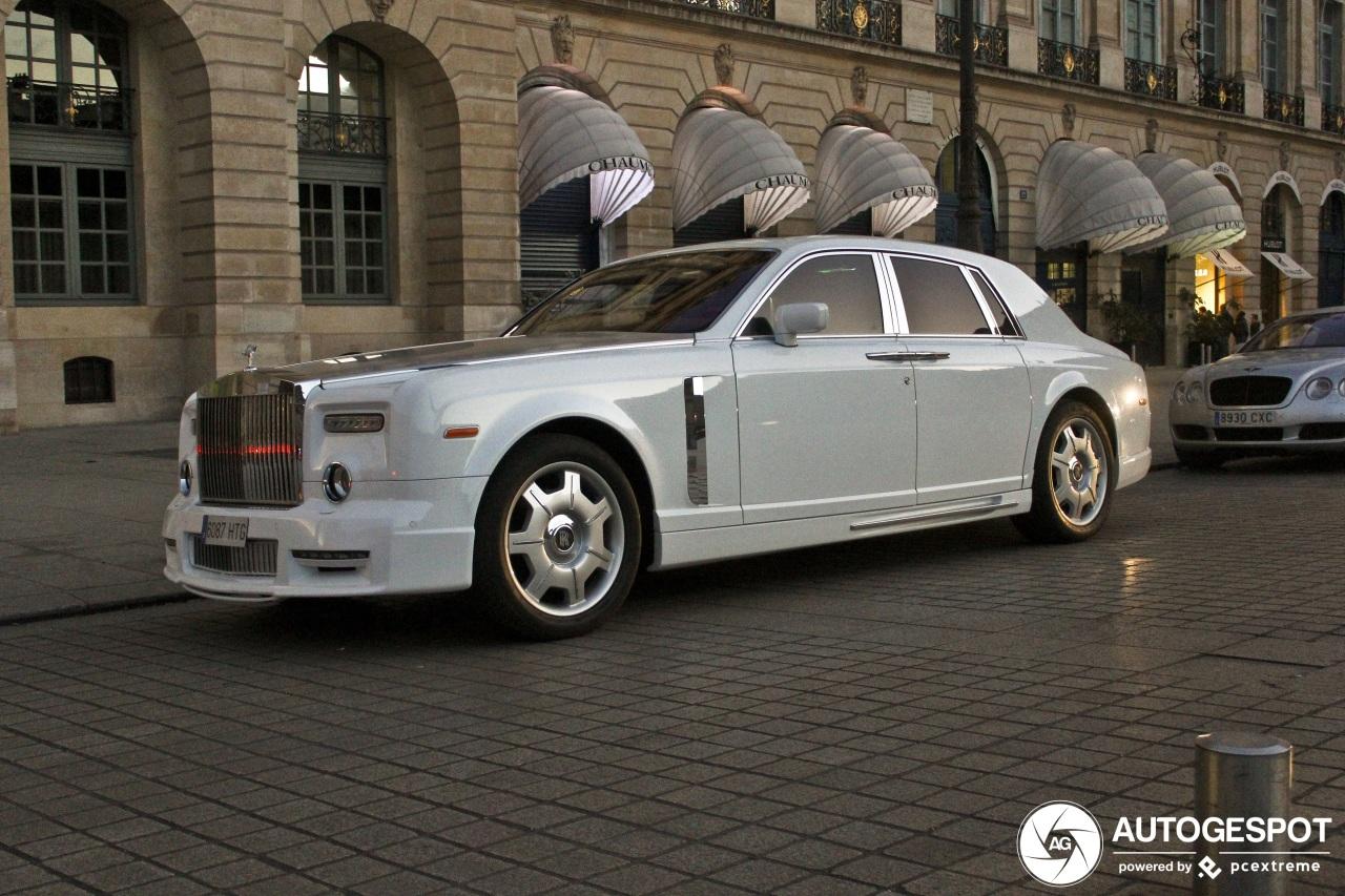 Rolls-Royce Phantom Mansory Conquistador - 24 February ...