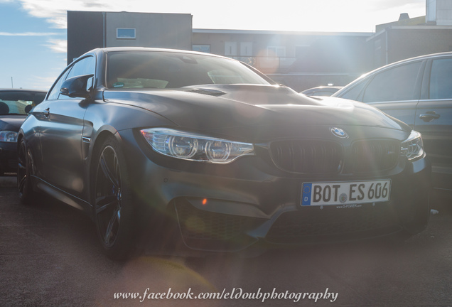 BMW G-Power M4 F82 Coupé