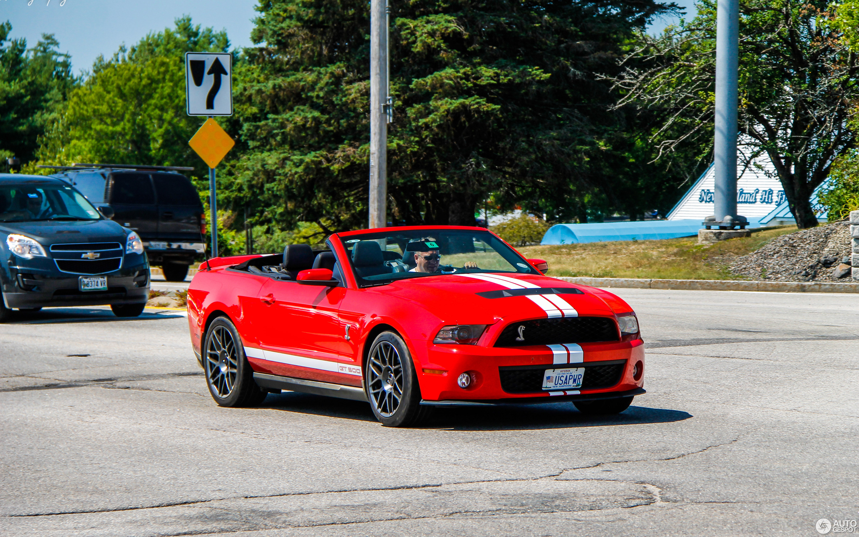 2010 Mustang Gt 0 To 60 >> Ford Mustang Shelby GT500 Convertible 2010 - 26 February