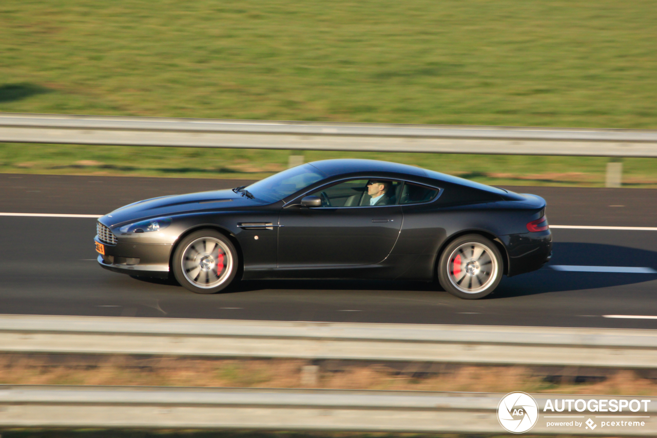 Aston Martin DB9 - 27 February 2019 - Autogespot