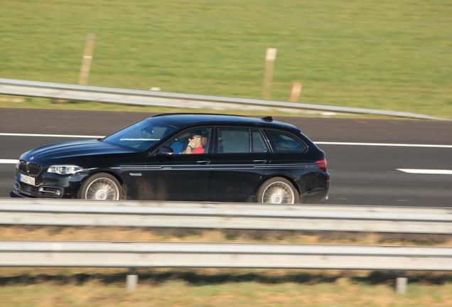 Alpina B5 Biturbo Touring 2014