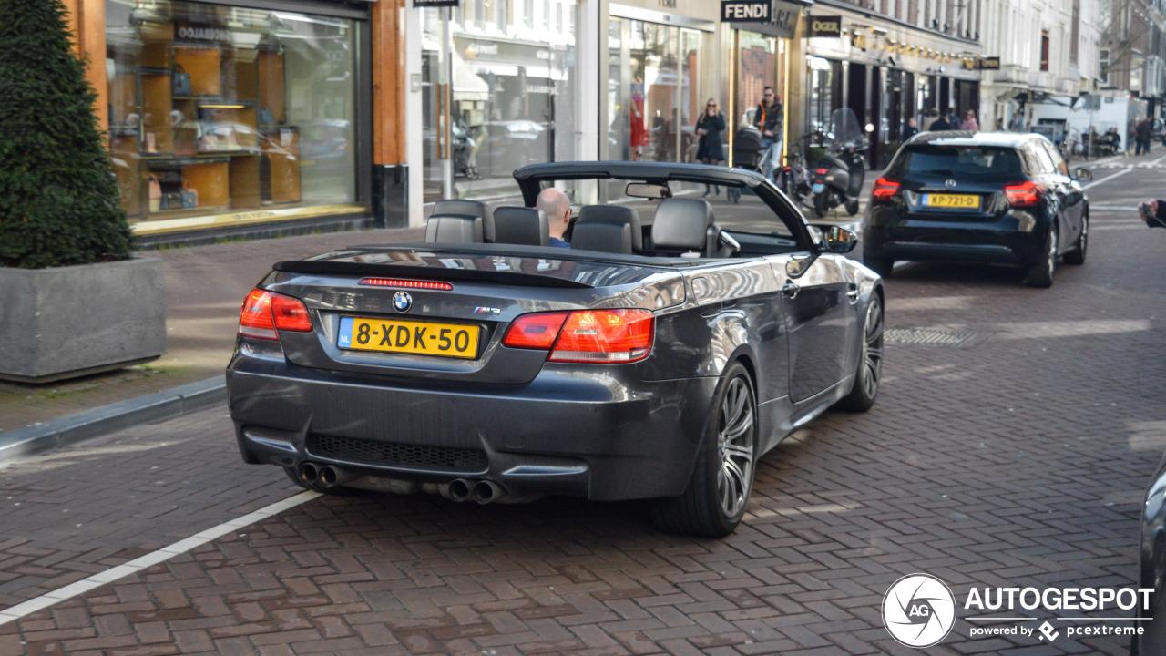 Bmw M3 E93 Cabriolet 28 February 2019 Autogespot